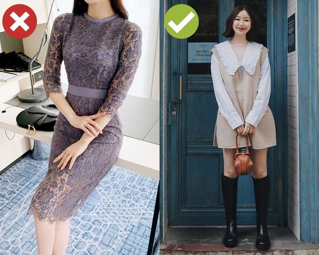 """3 mẫu váy bán đầy vào mùa lạnh nhưng chị em chớ dại mà mua, diện lên kiểu gì cũng """"già đau già đớn"""" - Ảnh 3."""