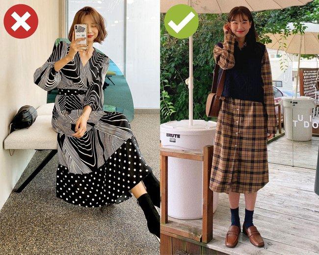 """3 mẫu váy bán đầy vào mùa lạnh nhưng chị em chớ dại mà mua, diện lên kiểu gì cũng """"già đau già đớn"""" - Ảnh 1."""