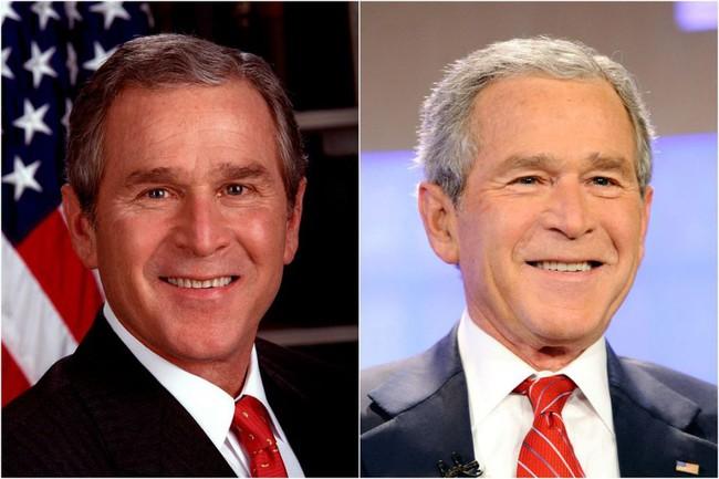 """Chùm ảnh nhan nhắc thay đổi """"chóng mặt"""" của các vị tổng thống Mỹ qua các nhiệm kỳ, làm ông chủ Nhà Trắng thực sự rất áp lực? - Ảnh 18."""