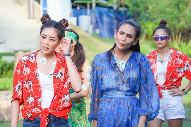 Tường Linh không còn tôn trọng Võ Hoàng Yến sau cú va chạm trên show thực tế - Ảnh 5.