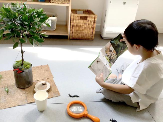 """""""Ngôi trường trong mơ"""" mới toanh giữa trung tâm Sài Gòn, cả không gian là một tác phẩm nghệ thuật, thức ăn được bày trí như khách sạn 5 sao - Ảnh 10."""