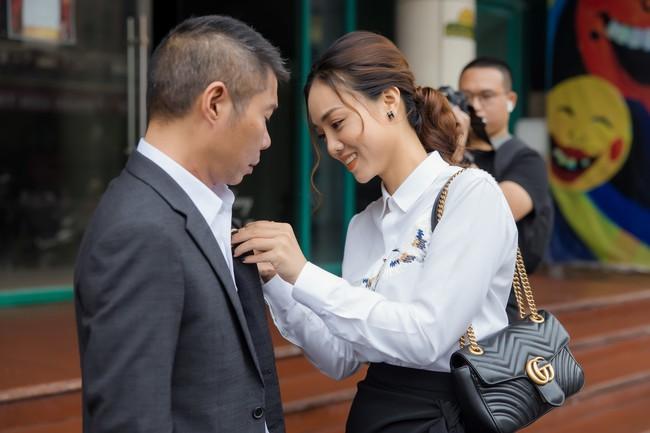 Chuyện tình đẹp của NSND Công Lý và vợ sắp cưới: Luôn hết lời khen ngợi đối phương, bất ngờ nhất là sự thay đổi của bạn gái trong 4 năm yêu - Ảnh 3.