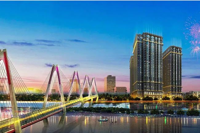 Nếu ước mơ cả đời của bạn là sở hữu một căn hộ ven sông với view đẹp như trong phim thì đừng bỏ qua các dự án này ở Hà Nội - Ảnh 4.