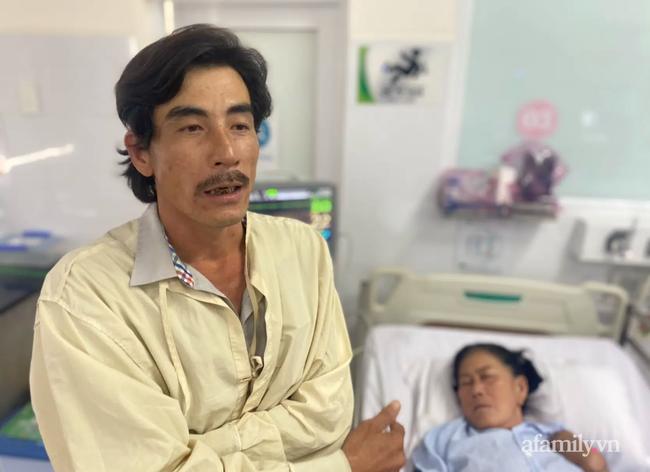 Mẹ nghèo đang rửa chén mướn bị đột quỵ não quy kịch, con trai bắt xe từ quê lên bất lực vì viện phí - Ảnh 6.
