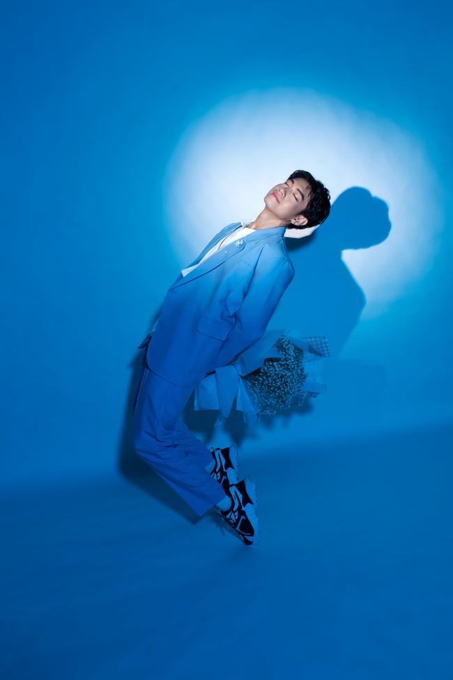"""Bên cạnh những bước nhảy điêu luyện, Quang Đăng khoe vẻ điển trai """"đốn tim"""" fan nữ - Ảnh 5."""