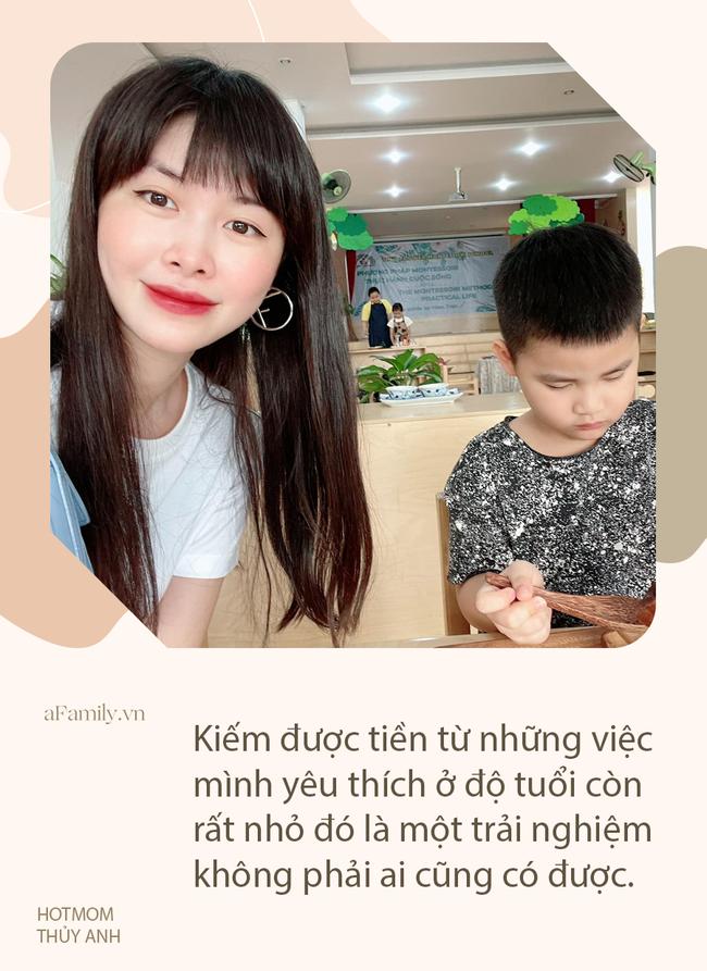 Bà xã Đăng Khôi tự hào khoe cậu út 5 tuổi đã kiếm được tiền, nhưng bật mí về mảnh đất mới mua càng khiến ai nấy choáng váng - Ảnh 2.