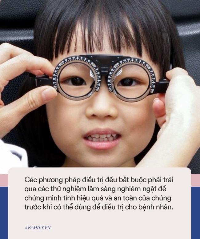 Đóng 134 triệu đồng để chữa cận thị cho con, bà mẹ tá hỏa khi bác sĩ thông báo mắt của con ngày càng tệ sau lộ trình điều trị - Ảnh 4.