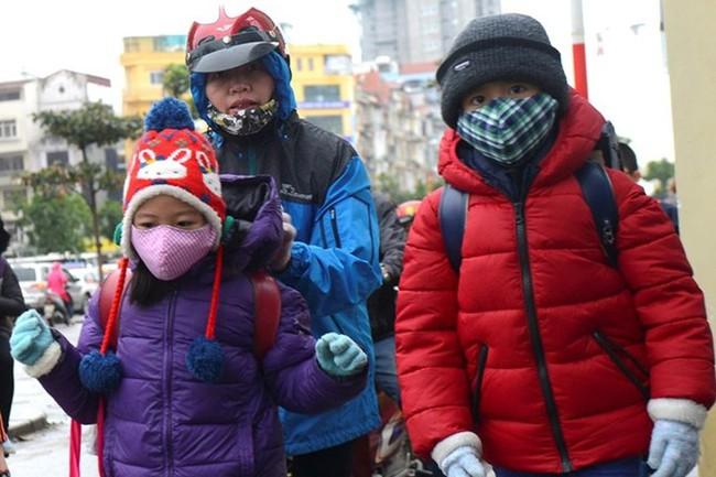 Sau Hà Nội, thêm một số tỉnh lùi thời gian học để tránh rét, có nơi đồng loạt cho học sinh nghỉ học - Ảnh 2.