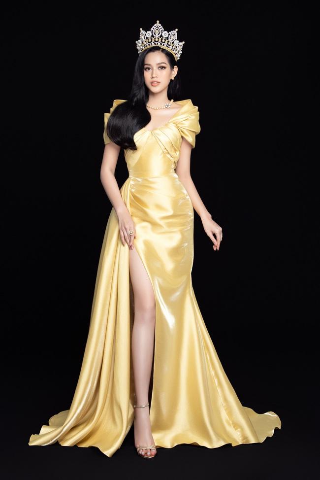 Soi nhan sắc Hoa hậu Đỗ Thị Hà và 2 Á hậu sau một tháng đăng quang - Ảnh 5.