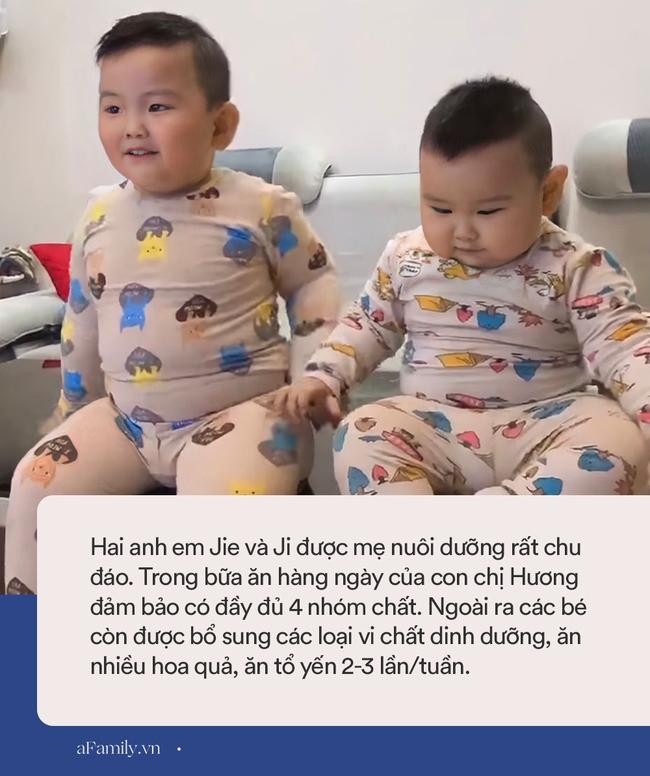 Mẹ Phú Yên nuôi 2 con trai bé nào cũng mũm mĩm - đáng yêu - ít ốm vặt, nhìn chế độ dinh dưỡng mới bất ngờ - Ảnh 8.