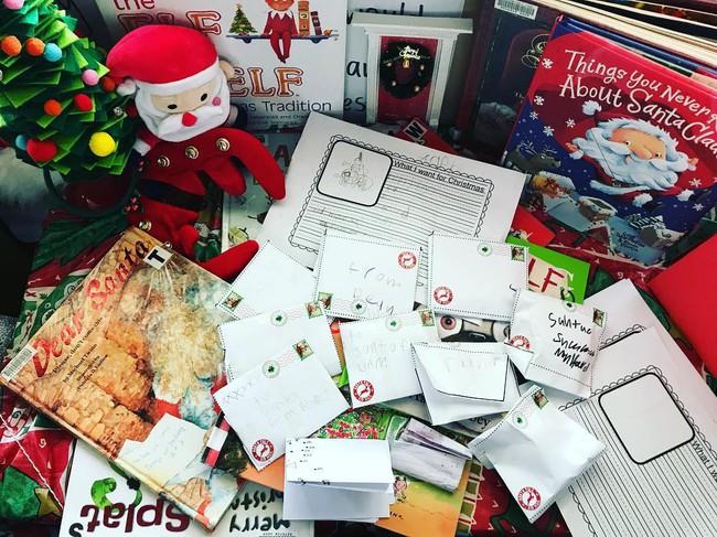 Bé gái 9 tuổi gửi thư xin quà Giáng sinh mà đọc xong ai cũng toát mồ hôi hột, nhiều người quả quyết ông già Noel sẽ... bỏ nghề - Ảnh 2.