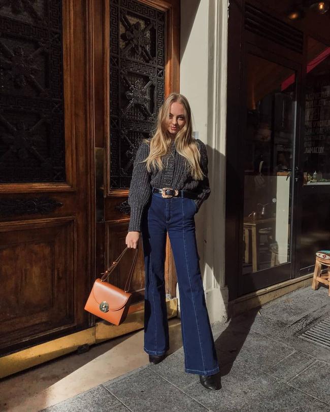 Xem gái Tây diện quần jeans mà thấy được mở mang tầm mắt: 13 cách mặc siêu thanh lịch, xịn đẹp và tôn dáng tối đa - Ảnh 2.