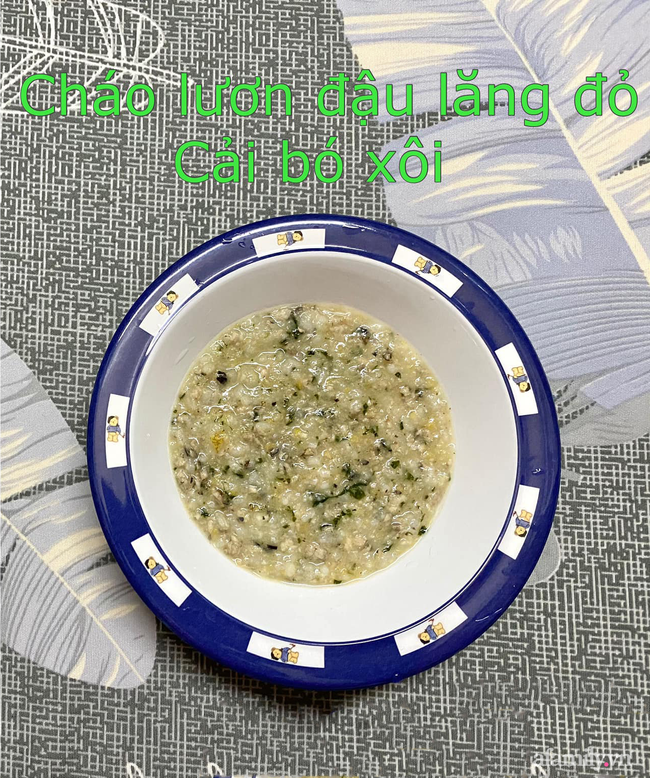 """Mẹ Sài Gòn khoe thực đơn hàng chục món cháo bổ dưỡng, """"thổi bay"""" cảm giác biếng ăn ở con - Ảnh 11."""