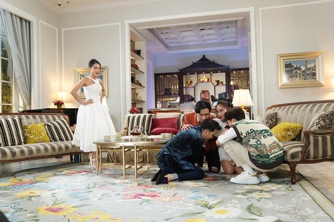 Trấn Thành lại nhắc tình cũ của người khác trên truyền hình, Ngô Kiến Huy tái mặt vì bị hỏi về Khổng Tú Quỳnh - Ảnh 5.