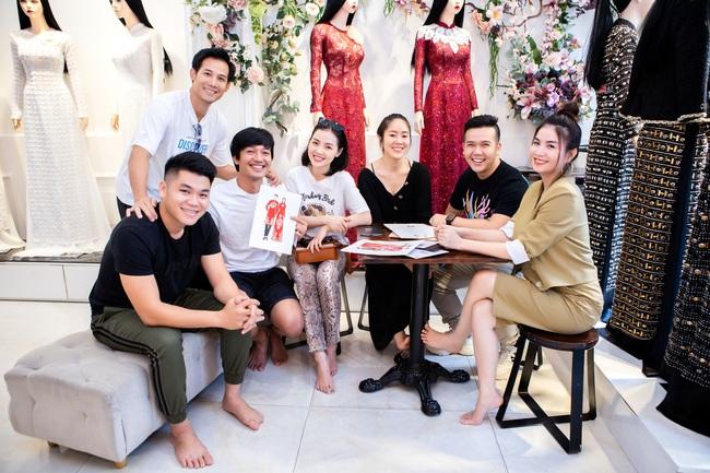 """Trở lại showbiz sau 1 năm tập trung làm mẹ bỉm sữa"""", Lê Phương được ông xã ủng hộ nhiệt tình - Ảnh 7."""