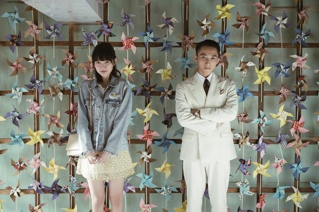 Sơn Tùng M-TP kể chuyện yêu xuyên không với Hải Tú, MV  giống hệt phim TVB, cả bài hát chỉ có 1 câu duy nhất - Ảnh 11.