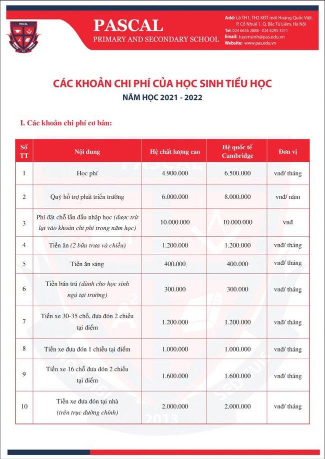 """Điểm tên những trường tiểu học tư thục """"hot"""" nhất ở Hà Nội lại có mức học phí vừa phải, phụ huynh tranh nhau suất học cho con - Ảnh 13."""