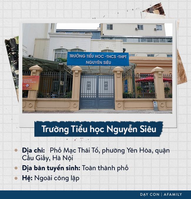 """Điểm tên những trường tiểu học tư thục """"hot"""" nhất ở Hà Nội lại có mức học phí vừa phải, phụ huynh tranh nhau suất học cho con - Ảnh 5."""