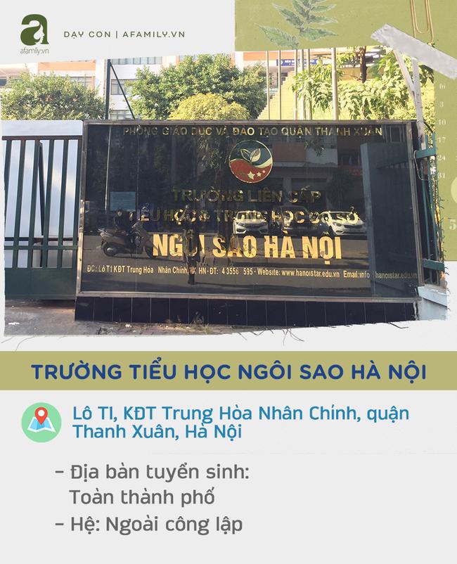 """Điểm tên những trường tiểu học tư thục """"hot"""" nhất ở Hà Nội lại có mức học phí vừa phải, phụ huynh tranh nhau suất học cho con - Ảnh 1."""