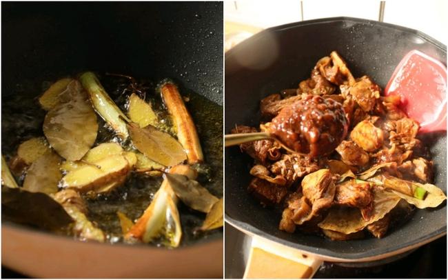 Cơm tối 2 món nấu nhàn mà ăn thì ngon hết cỡ - Ảnh 4.