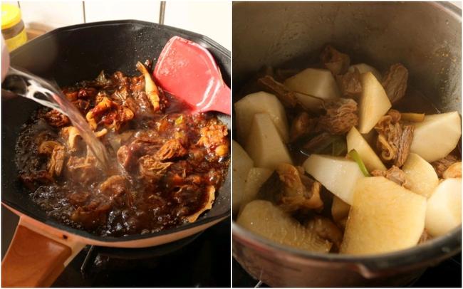 Cơm tối 2 món nấu nhàn mà ăn thì ngon hết cỡ - Ảnh 5.
