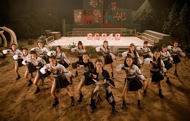 Nhóm nữ 23 cô gái - SGO48 tung MV cùng lúc với Sơn Tùng M-TP, lên tiếng về chuyện bị so sánh - Ảnh 2.