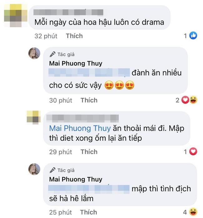 """Mai Phương Thúy có phản ứng gây chú ý khi bị gọi là """"Hoa hậu mỗi ngày đều có drama"""" - Ảnh 3."""
