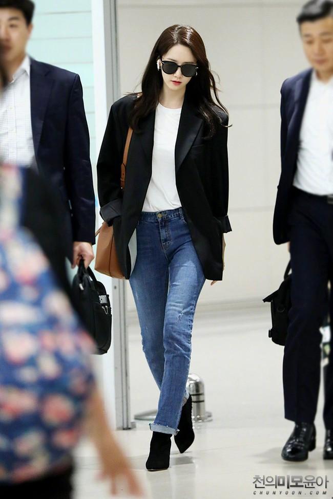 Style công sở của Yoona từ phim ra ngoài đời đều chuẩn đẹp và thanh lịch, lại đơn giản ai cũng áp dụng được - Ảnh 11.