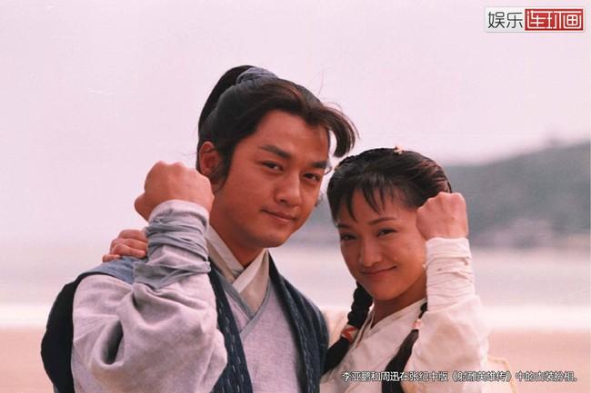 """Tình duyên trắc trở của Châu Tấn: Chấp nhận làm """"tiểu tam"""" để ở cạnh Lý Á Bằng nhưng lại bị Vương Phi """"nẫng tay trên"""", vướng tin đồn quan hệ đồng giới với con gái tình địch - Ảnh 6."""