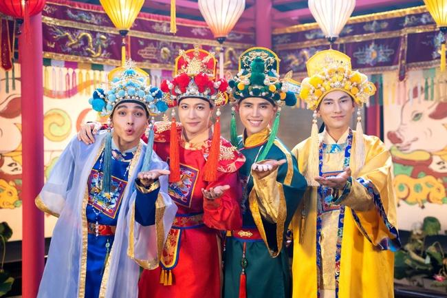 """Vì Ngô Thanh Vân, nhóm 365 bất ngờ tái hợp chiêu đãi fan hâm mộ với ca khúc nhạc phim """"Trạng Tí"""" - Ảnh 3."""