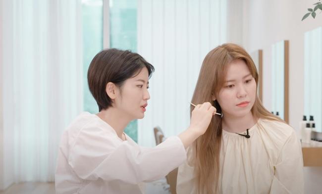 Thợ làm tóc hàng đầu Hàn Quốc  - Ảnh 4.