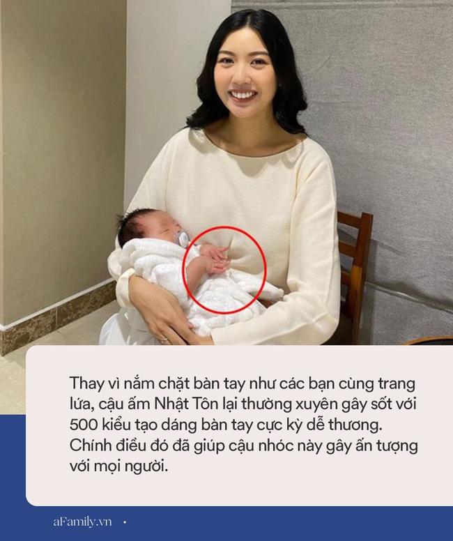 Con trai Á hậu Thúy Vân lại khiến người hâm mộ mê tít vì bàn tay điểm nhấn của  - Ảnh 6.