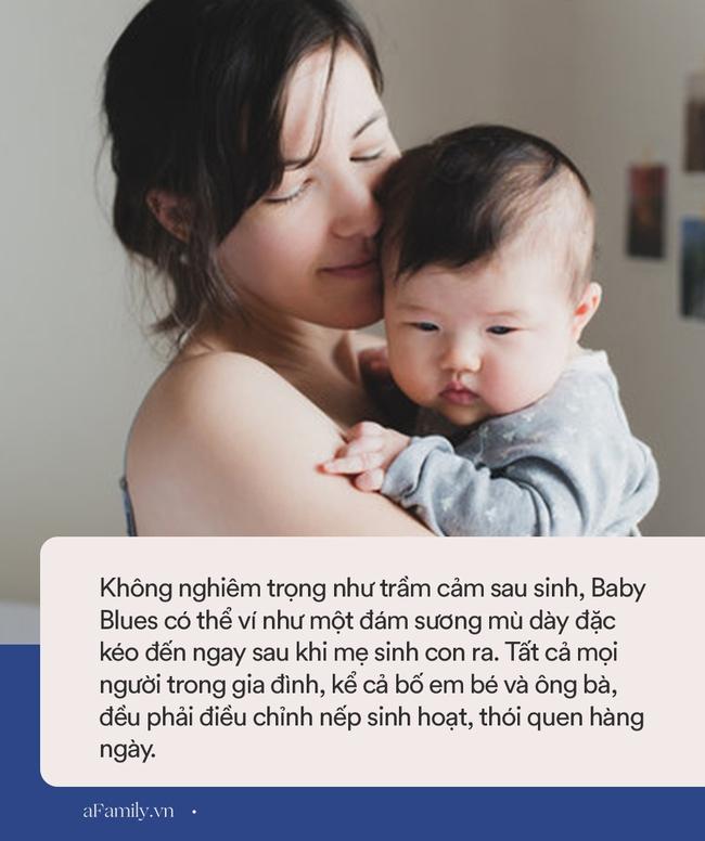 Không phải trầm cảm, 80% các mẹ sau sinh gặp một hiện tượng khác khiến bản thân dễ khóc và lúc nào cũng căng thẳng mệt mỏi - Ảnh 4.