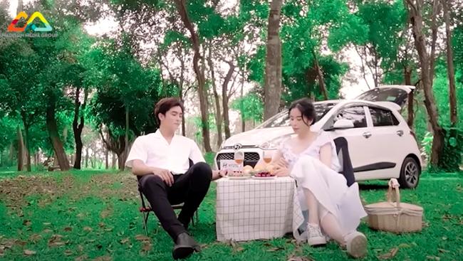 Lộ ảnh Nam Em - Lãnh Thanh hẹn hò buổi đầu tiên sau khi xác nhận yêu đương  - Ảnh 2.