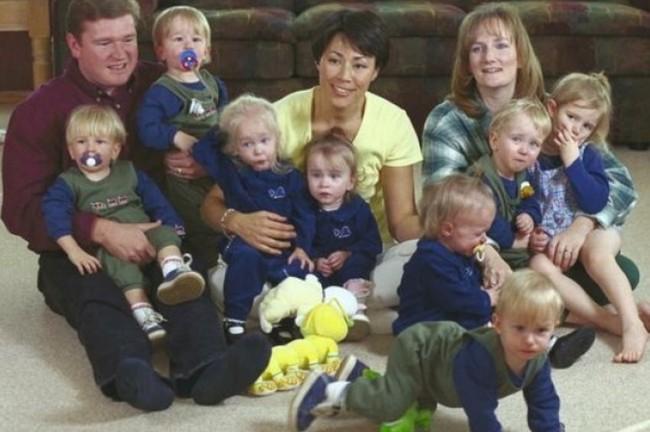 Nổi tiếng từ khi còn bé vì là những em bé đầu tiên sống sót trên thế giới trong một ca sinh 7, nhưng hình ảnh hiện tại của các bé còn khiến nhiều người ngỡ ngàng hơn thế - Ảnh 17.