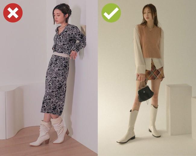 """4 kiểu giày cực dễ """"dìm"""" dáng, hội chân dài cũng không tránh khỏi bị ăn bớt vài phân chiều cao - Ảnh 4."""