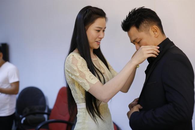 Hình ảnh cuối cùng của Vân Quang Long trên truyền hình trước khi mất, được bà xã chăm sóc tận tình  - Ảnh 4.