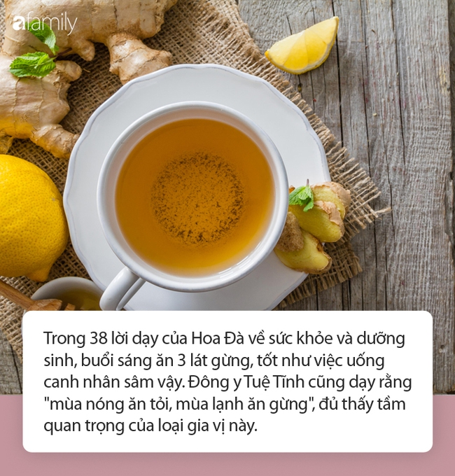 """""""Bật mí"""" thứ nước uống thần thánh có sẵn trong bếp được Tuệ Tĩnh khuyên nên dùng mỗi sáng mùa đông, nhất là khi trời lạnh sâu đột ngột - Ảnh 2."""