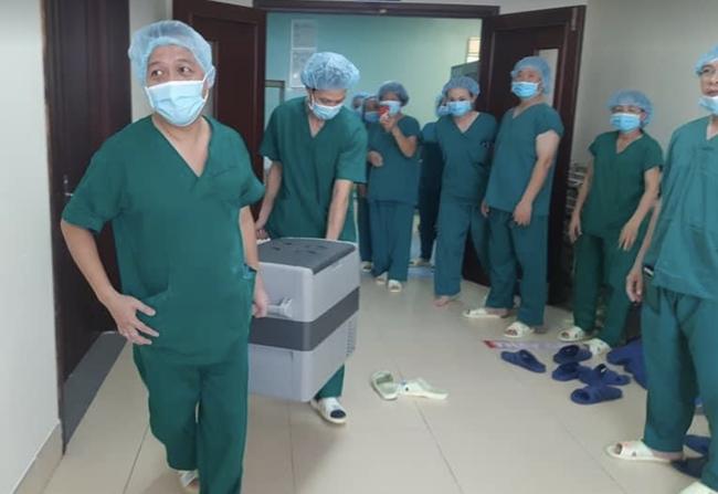 Tạng của người đàn ông Vũng Tàu cứu sống các bệnh nhân ở 3 miền đất nước - Ảnh 2.
