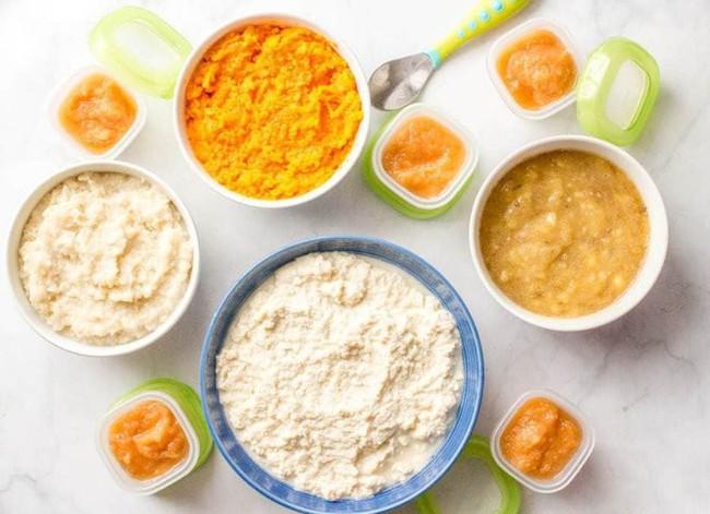 Cảnh báo bột ngũ cốc nhập khẩu dành cho trẻ ăn dặm có chứa nhựa