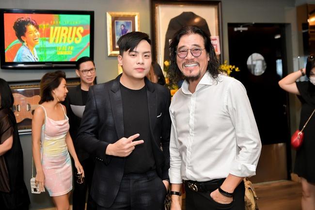 """Dàn sao """"khủng"""" đến chúc mừng con gái út Cẩm Vân - Khắc Triệu ra mắt MV - Ảnh 6."""
