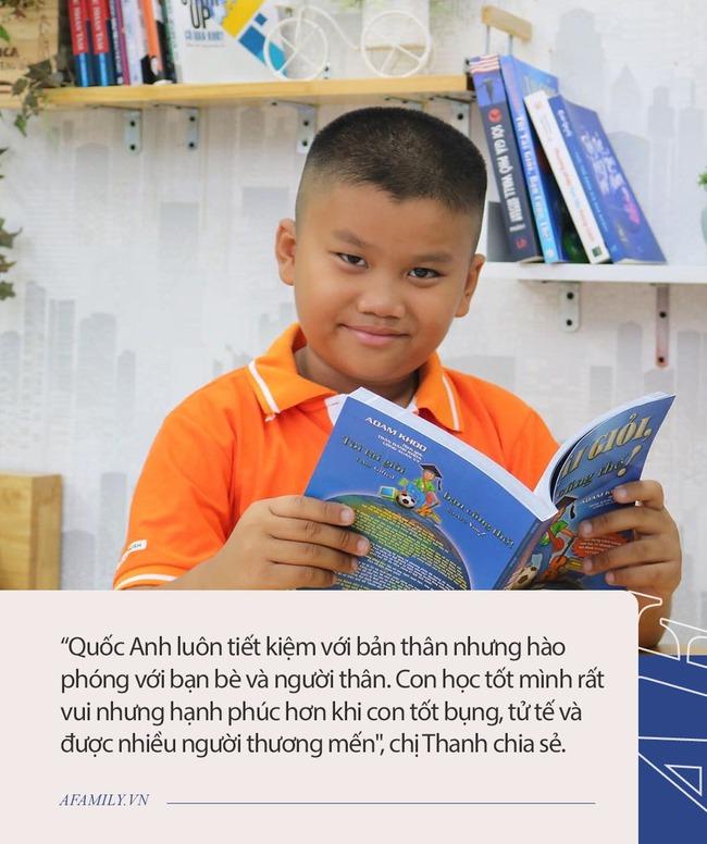"""Mẹ cậu bé ở An Giang đạt 7.0 IELTS khi mới 10 tuổi chia sẻ chi tiết bí quyết tự học tiếng Anh của con, xin mọi người đừng coi con là """"Thần đồng"""" - Ảnh 6."""