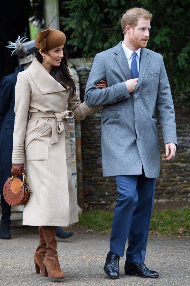Meghan Markle hóa ra là cao thủ diện áo khoác dáng dài, xem mà học được 11 outfit để style sang như người Hoàng gia - Ảnh 9.