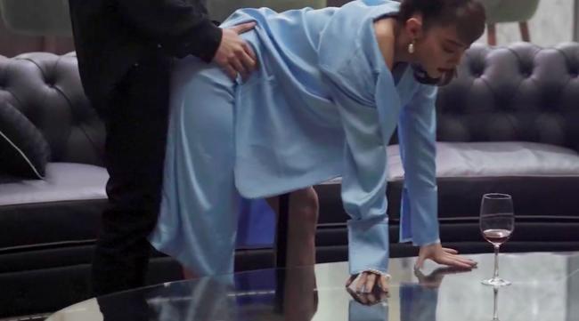 Lộ cảnh 18+ nhạy cảm gây đỏ mặt của Minh Hằng với diễn viên nam giấu mặt  - Ảnh 6.