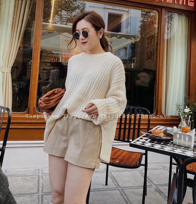 """9 shop quần áo có cực nhiều đồ len xinh, giá lại """"iu"""" hết nấc - Ảnh 5."""