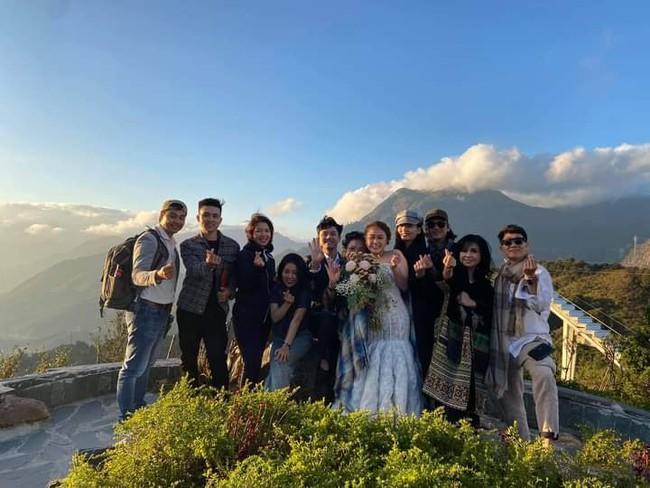Hé lộ hậu trường ảnh cưới của con gái Thanh Lam, nhan sắc diva khi đi hộ tống cũng gây chú ý không kém - Ảnh 6.