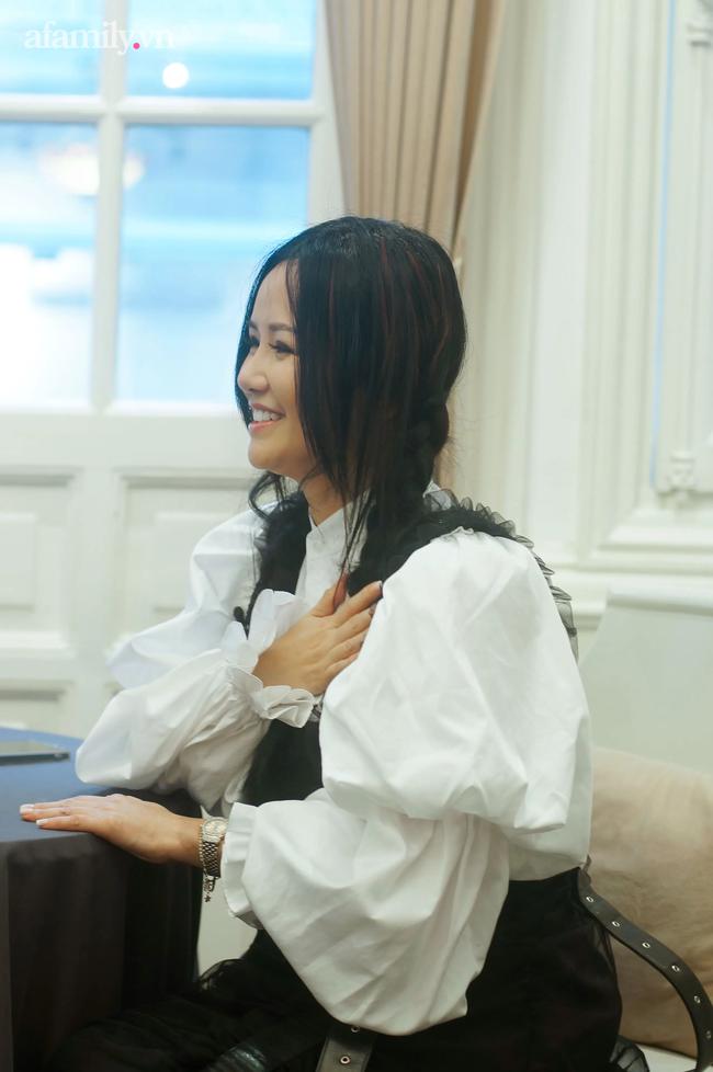 Hồng Nhung lần đầu nói về bạn trai ngoại quốc sau 2 năm ly hôn, tiết lộ lý do không liên lạc với chồng cũ dù khẳng định đó là một người bố tốt  - Ảnh 8.