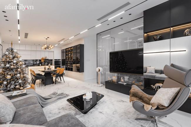 """Chiêm ngưỡng căn hộ """"smart home"""" tiện nghi và sang trọng của Đại sứ Vietnam Fitness Model Tra Li - Ảnh 5."""