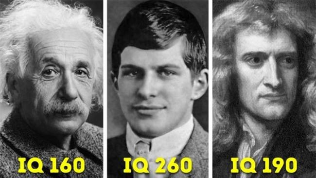 Thiên tài sở hữu chỉ số IQ cao nhất thế giới, vượt xa Einstein và Newton ngày ấy: Sống cuộc đời bất hạnh vì sự dạy dỗ của người cha, cuối cùng kết thúc cuộc đời ở tuổi 46 - Ảnh 1.