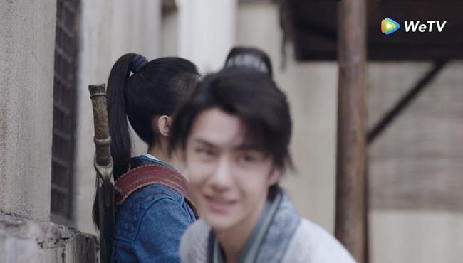 """""""Hữu Phỉ"""": Vương Nhất Bác - Triệu Lệ Dĩnh cuối cùng cũng hôn nhau nhưng buồn ở chỗ không chạm môi  - Ảnh 10."""